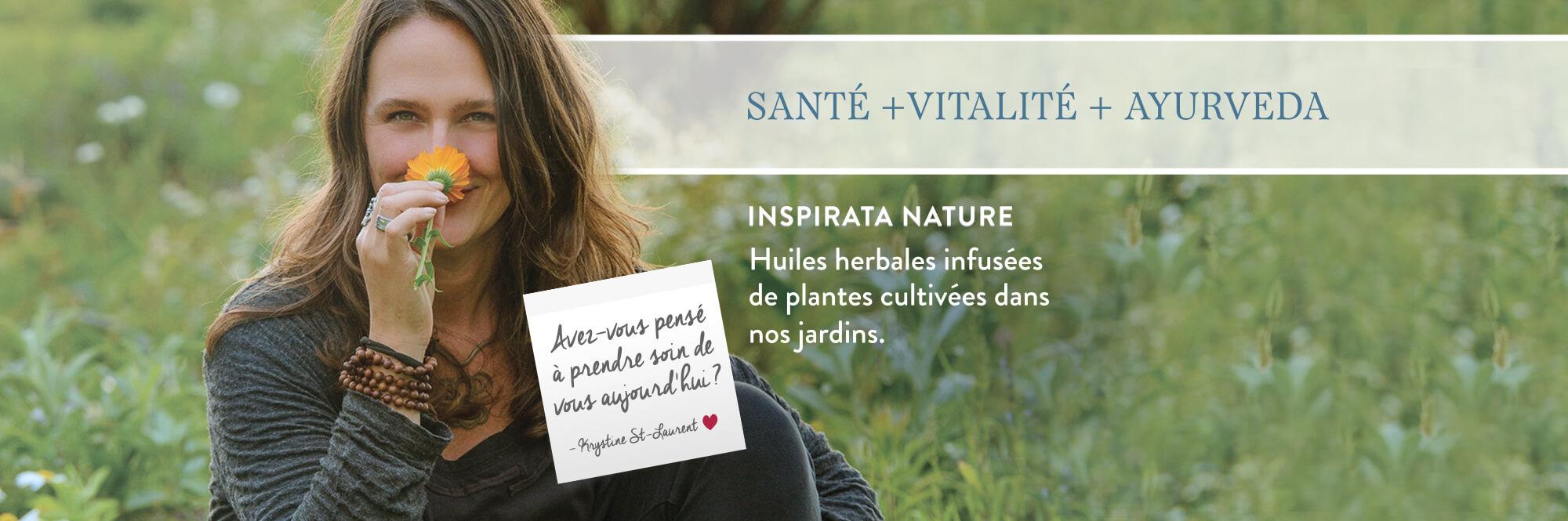 Inspirata Nature - Krystine St-Laurent