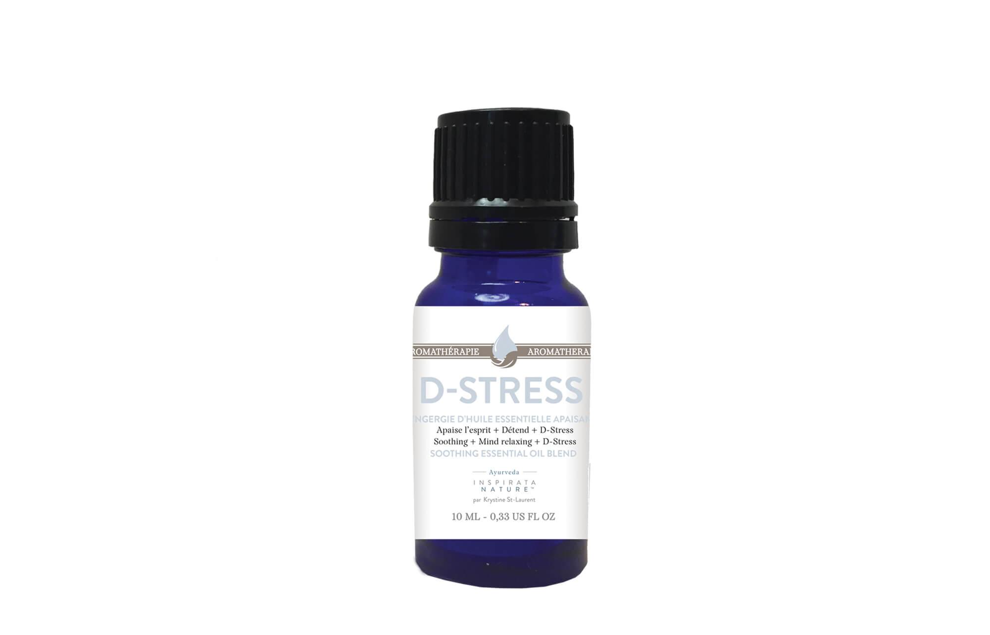 Huile D-Stress Inspirata Nature