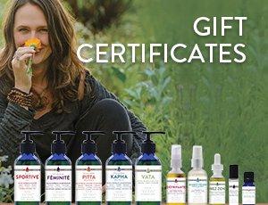 Gift Certificates Inspirata Nature