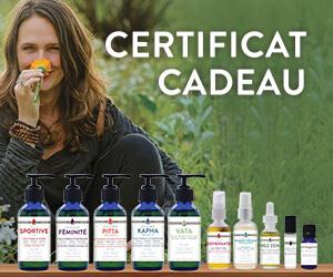 Certificat cadeau Inspirata Nature