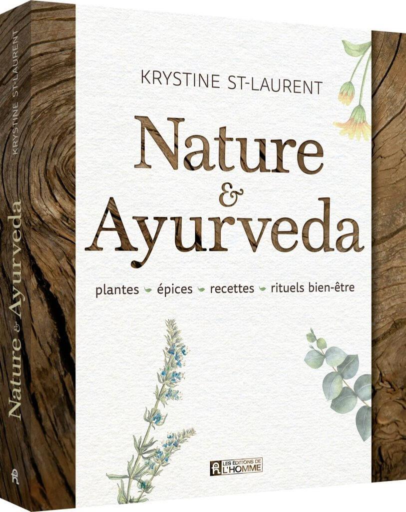Livre Nature & Ayurveda