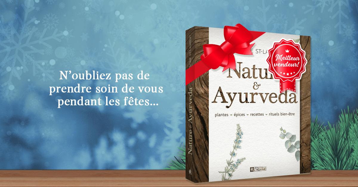 Livre Nature et ayurveda - Noël v2