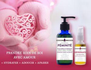 Duo Féminité Saint-Valentin Inspirata Nature