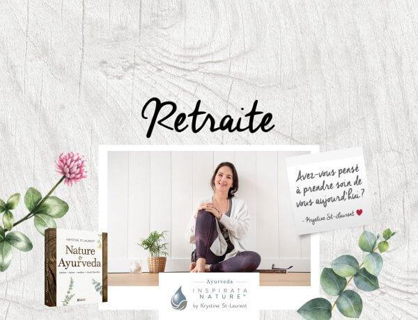 Krystine St-Laurent - Retraite