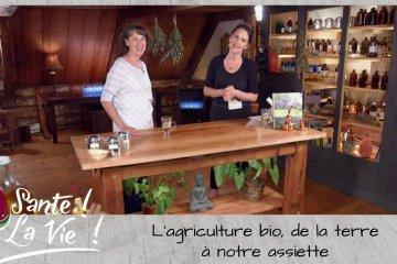 Agriculture biologique - Krystine St-Laurent