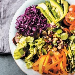Santé La vie - Krystine St-Laurent - bol repas