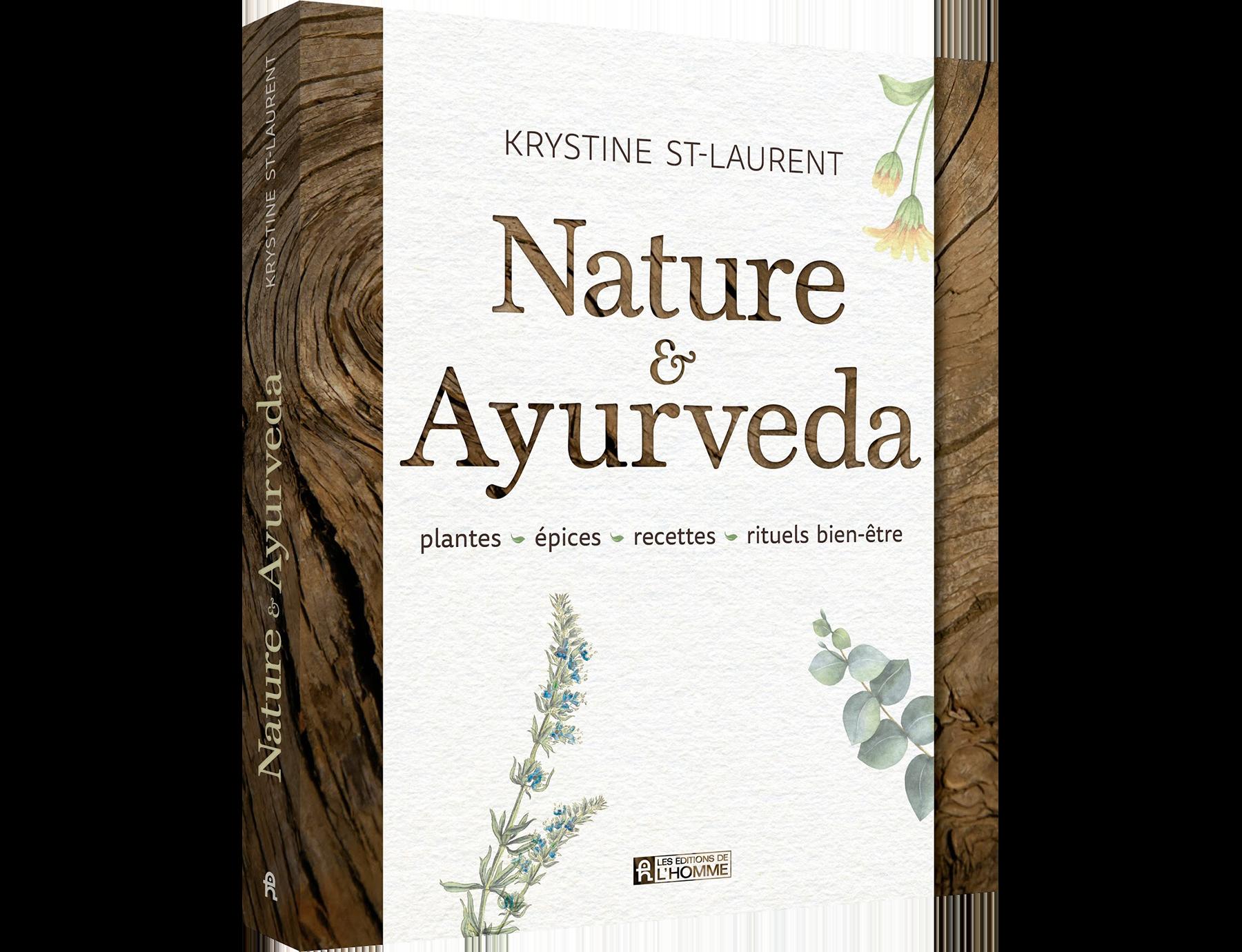 Livre Nature Ayurveda Inspirata Nature