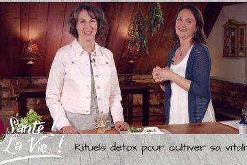 Rituels detox pour cultiver sa vitalité
