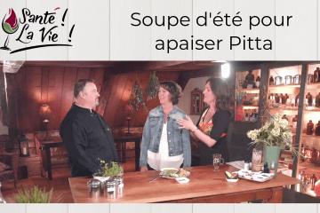 Inspirata Nature - Soupe d'été pour apaiser Pitta
