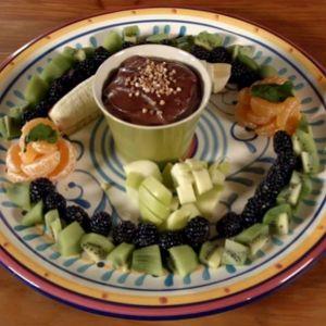 Santé La vie - Krystine St-Laurent - soupe au chocolat