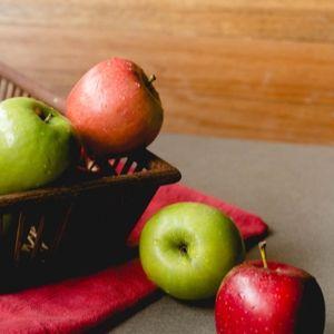 Santé La vie - Krystine St-Laurent - vinaigrette pomme