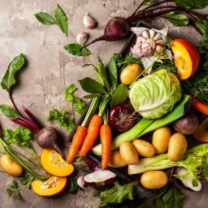 Alimentation ayurvedique couleurs