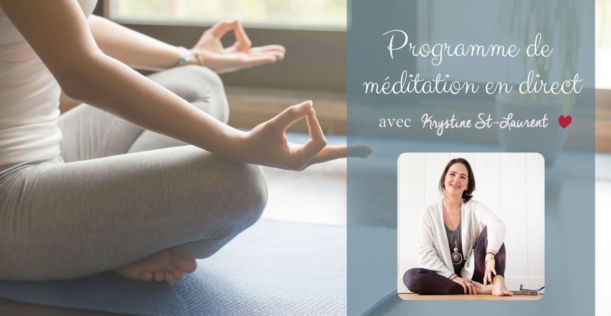 Programme méditation - hiver 2021 v2